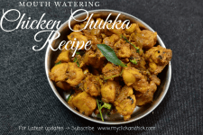 Chicken Chukka Recipe