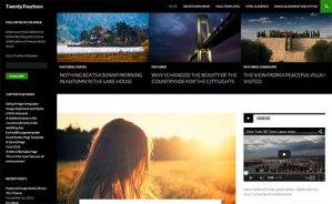 【综合原创】WordPress的2014(Twenty Fourteen)主题模板