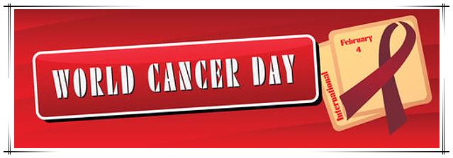 【原创】世界癌症日 World Cancer Day