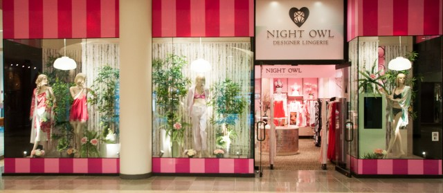 Night Owl storefront
