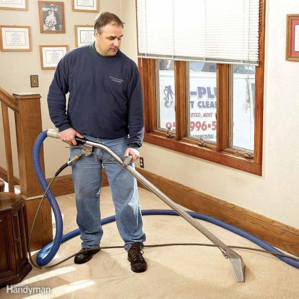 It's time to hire a professional carpet cleaner