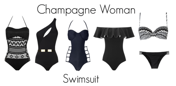 which swimsuit suits my body shape for women