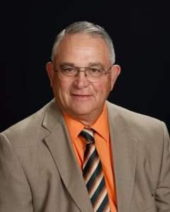Senior Pastor, Howard Kisor, Jr.
