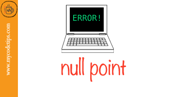 What are Null Pointer Exceptions (java.lang.NullPointerException) and how to avoid them?