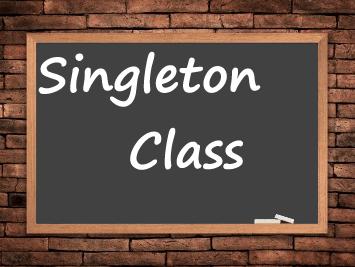 what is singleton class in swift