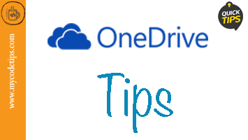 Tips to Fix OneDrive Sync Errors
