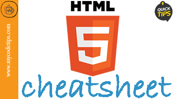 HTML Cheatsheets or References