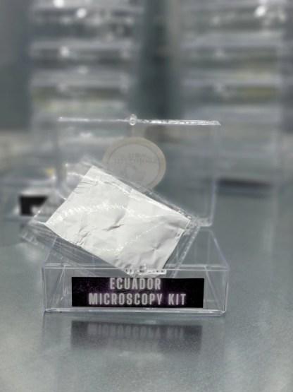 Ecuador Print Microscopy Kit