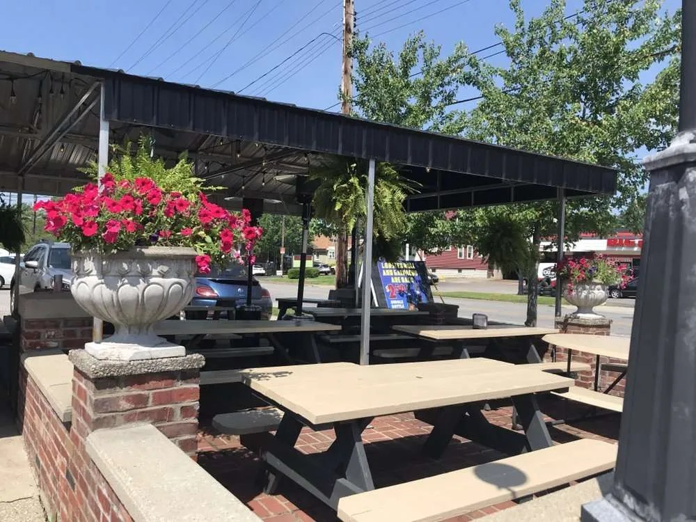 The Fishery Patio - best seafood in louisville