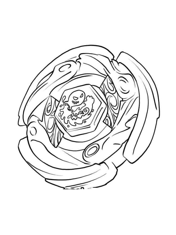 beyblade coloring pages. free printable beyblade coloring