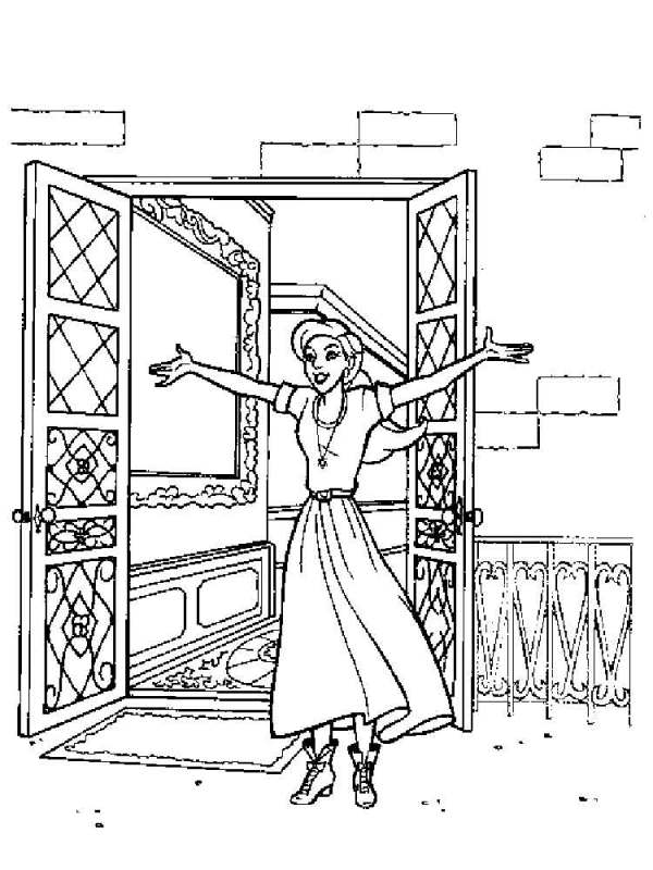anastasia coloring pages # 86
