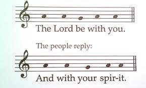 New Liturgical Responses