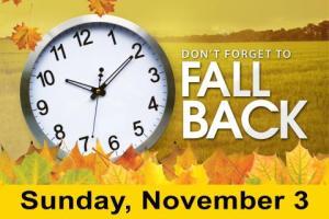 2013 Fall Back