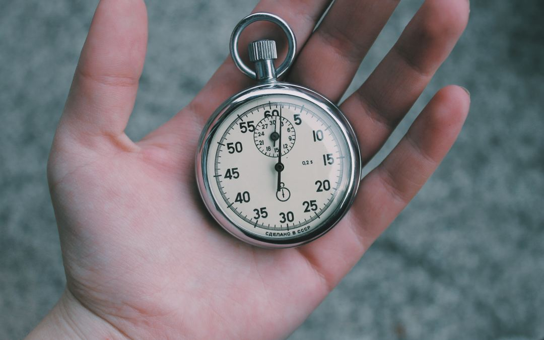 stop watch Joyology101: Why Make the Argument for Your Unworthiness of Heaven