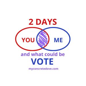 2 days to vote logic circles