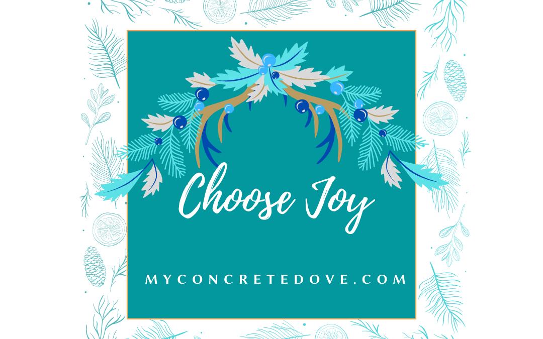It's Christmas 2020 and We're Choosing Joy!