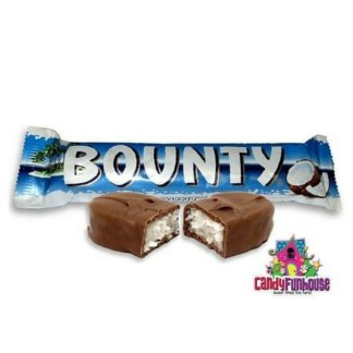 Bounty Chocolate Bar (Mars Canada Inc.)