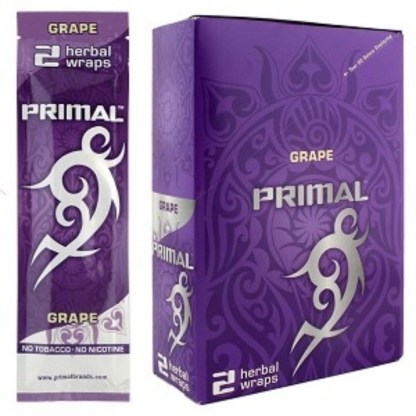 Primal Grape Herbal Cones