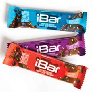 IBAR Milk Chocolate With Cranberries