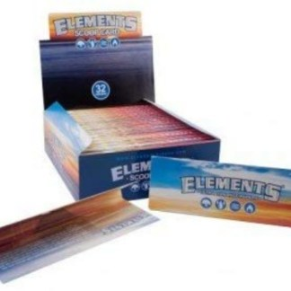 ELEMENTS SCOOP CARDS