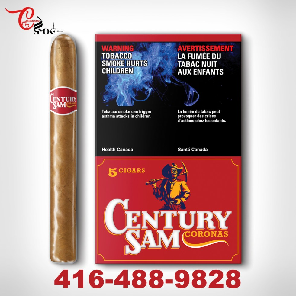 Buy Century Sam Cigars
