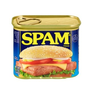 Spam Luncheon Meat Fully Cooked 340 Gram