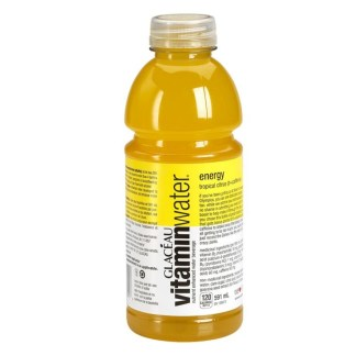 Glaceau Vitamin Water Energy Tropical Citrus 591mL