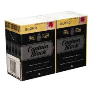 Captain Black Pack Of 8 Tipped Cigar