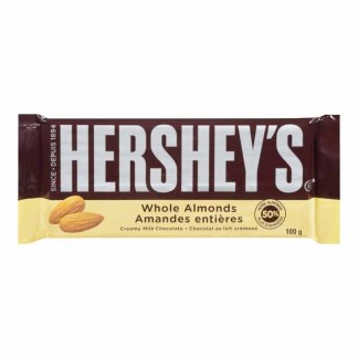Hershey's Whole Almonds Creamy Milk Chocolate