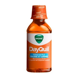Vicks Dayquil Or Nyquil Cold And Flu 236ml