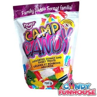 Huer Camp Candy