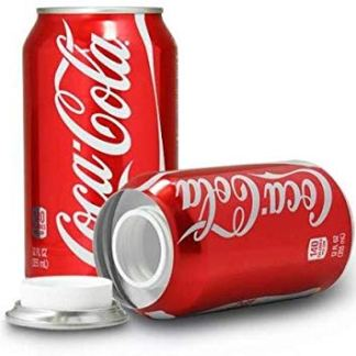 COCA-COLA SODA DIVERSION SAFE – 355ml