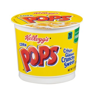 kellogg's corn pops Cereal Cup 50g