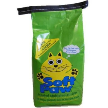 Soft Paw Scented Multiple Cat Litter
