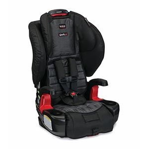 Britax Pioneer Combination Harness-2-Booster Car Seat – Domino Review