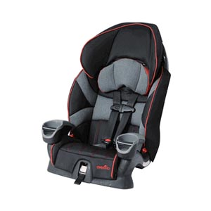 Evenflo Maestro Booster Car Seat, Wesley Review