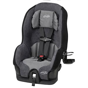 Evenflo Tribute LX Convertible Car Seat, Saturn Review