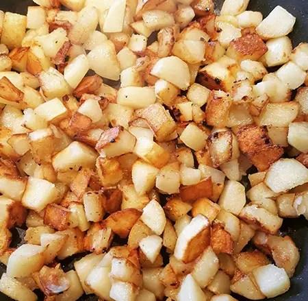 pommes de terre sautees au cookeo