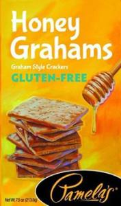 Pamela's Honey graham