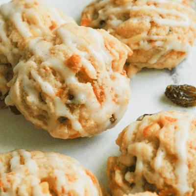 Apple Pie A la Mode Cookies