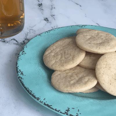 Apple Cinnamon Sugar Cookies feature