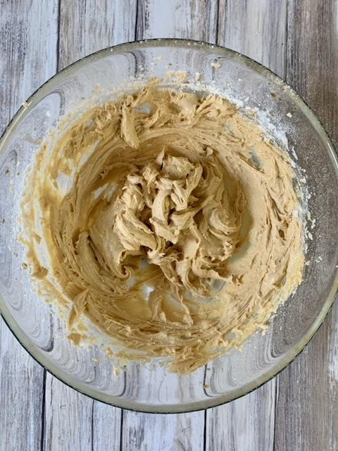 Crema con la harina