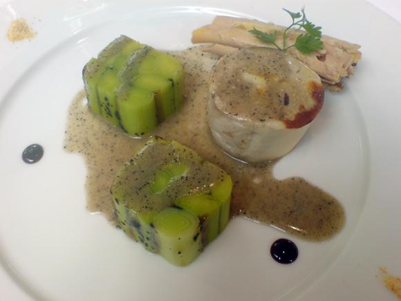 leeks-foie-gras