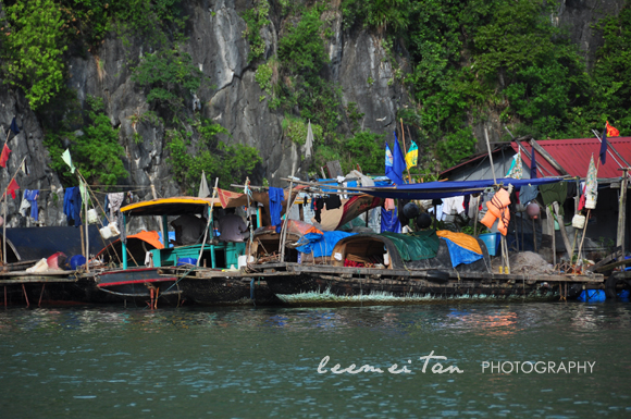 halong-bay-village
