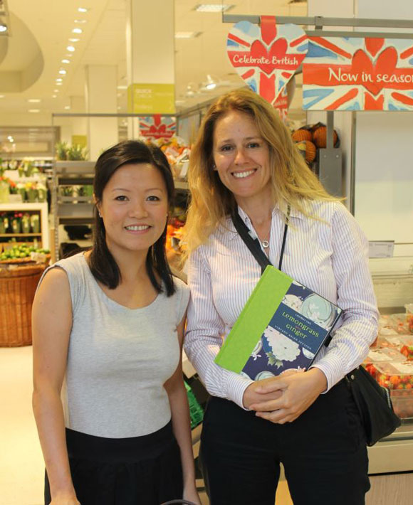 cookbook-signing-waitrose-canary-wharf