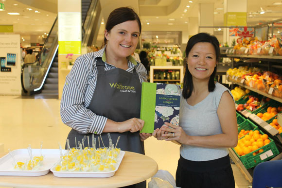 lemongrass-ginger-cookbook-signing-waitrose