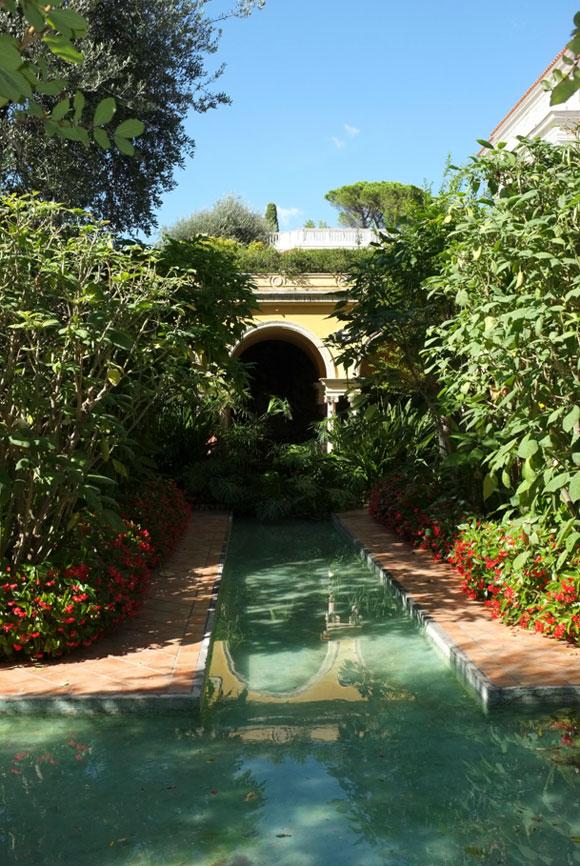 Spanish-Garden