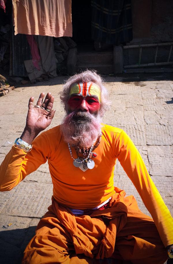 pashupatinath-man