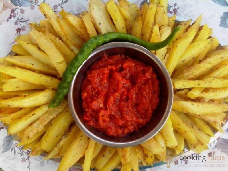 No Oil No Fat Crispy Roast Potatoes