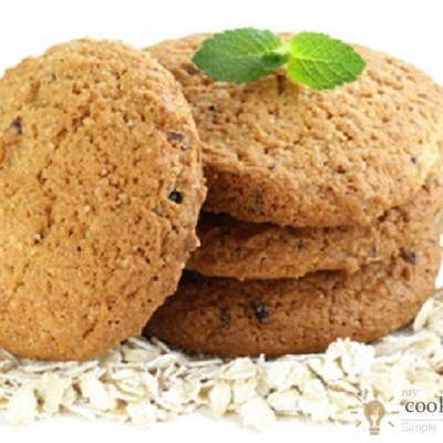 Diet Cookies With Two Ingredients